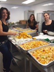 Team Mitzvah meals_Temple Beth Shalom